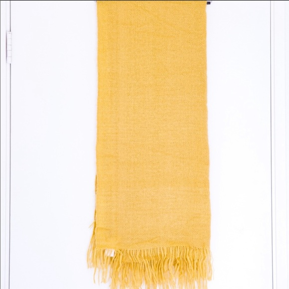 West Elm Favorite Throw - Yellow